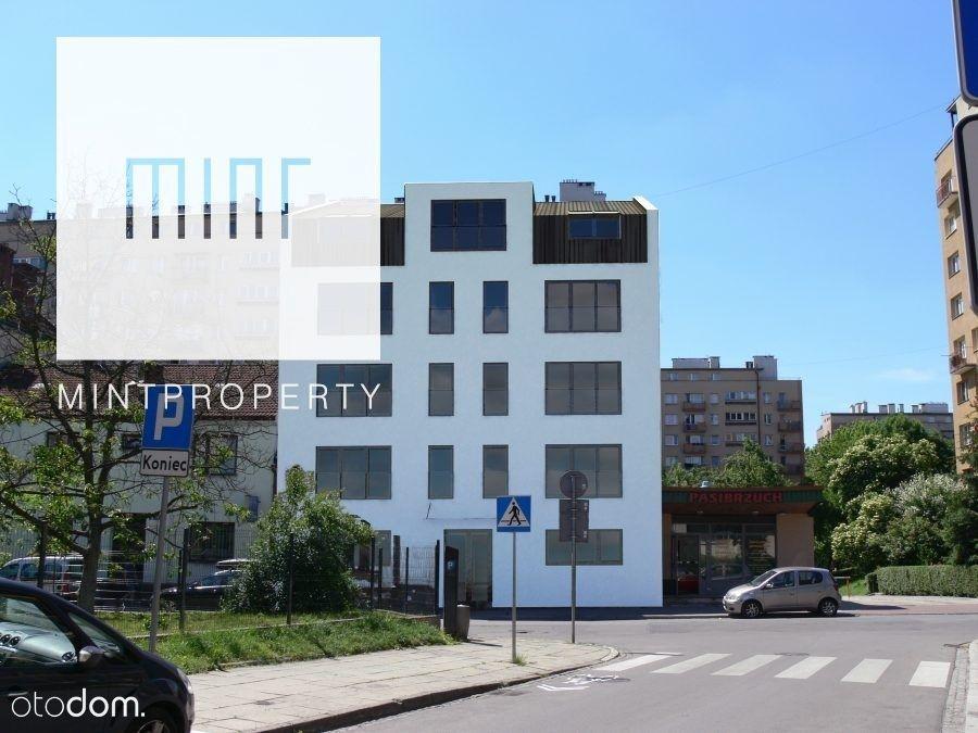Nowoczesny apartamentowiec na sprzedaż, Racławicka