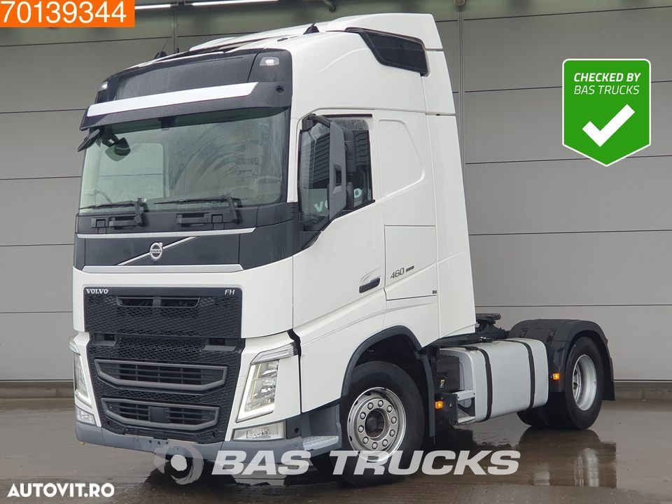 Volvo FH 460 4X2 Full Safety I-Park Cool VEB+ 2x Tanks - 1