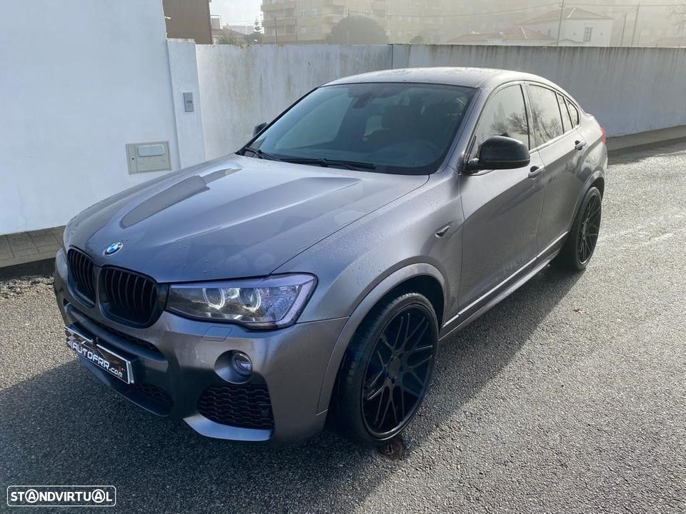 BMW X4 30d XDrive Pack M - 4