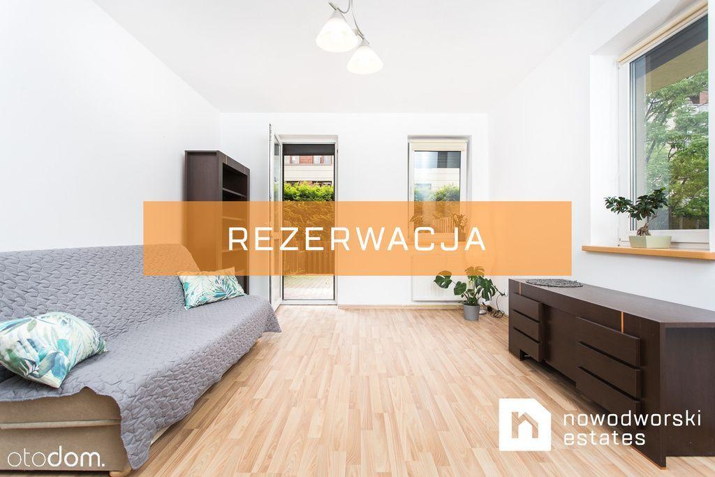 Komfortowe 2-pok mieszkanie z tarasem
