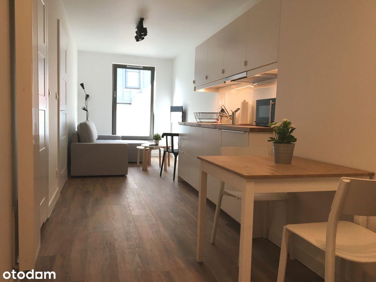 Nowe mieszkanie 34m, 2 pokoje, Centrum ul. Tkacka