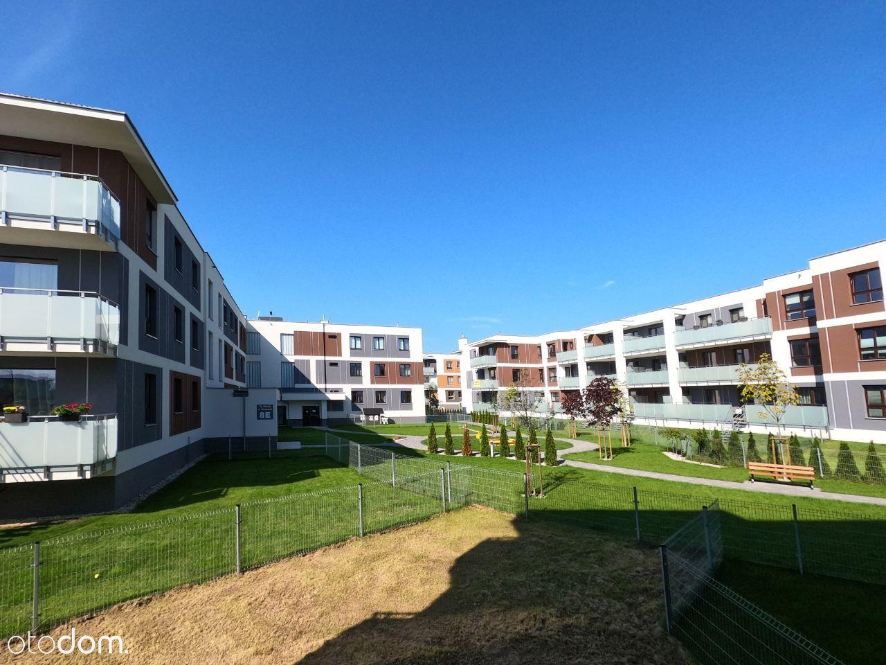 Ostatnie mieszkania z ogródkami Oddanie w tym roku