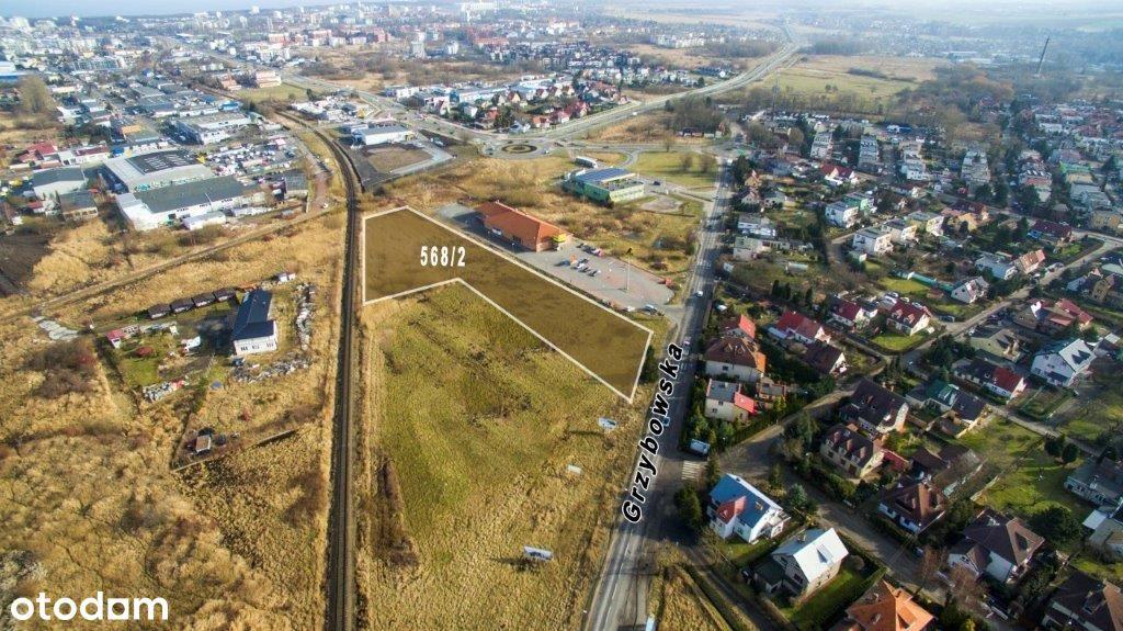 Działka, 8 972 m², Kołobrzeg