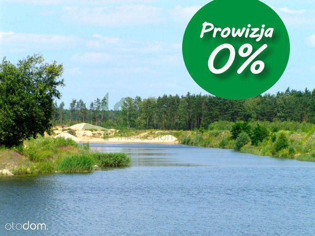 Teren Budowlany - Jezioro - 10Km Od Warszawy!!!