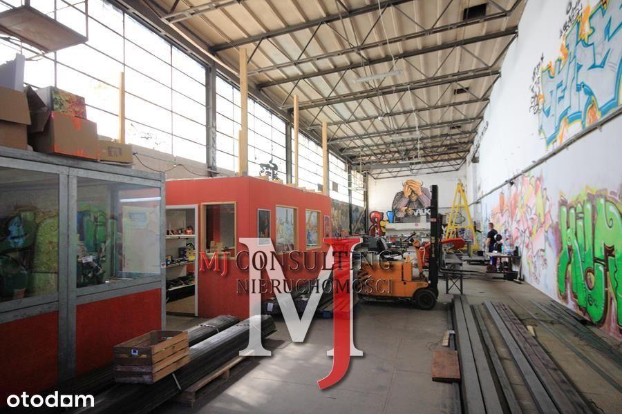 Wrocław, Fabryczna, warsztat samochodowy 320 m2