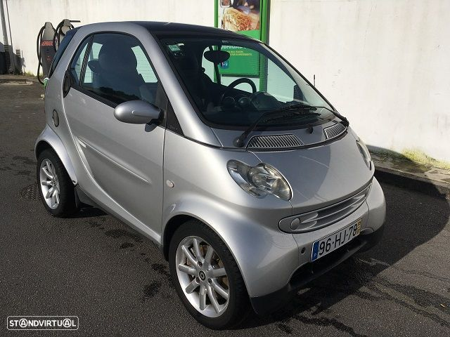 Smart ForTwo Passion cdi 41 - 1