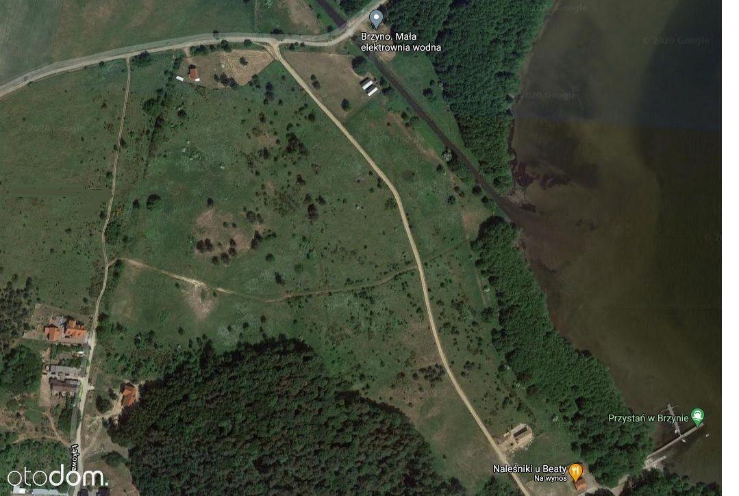 Działki 100m od jeziora - Brzyno