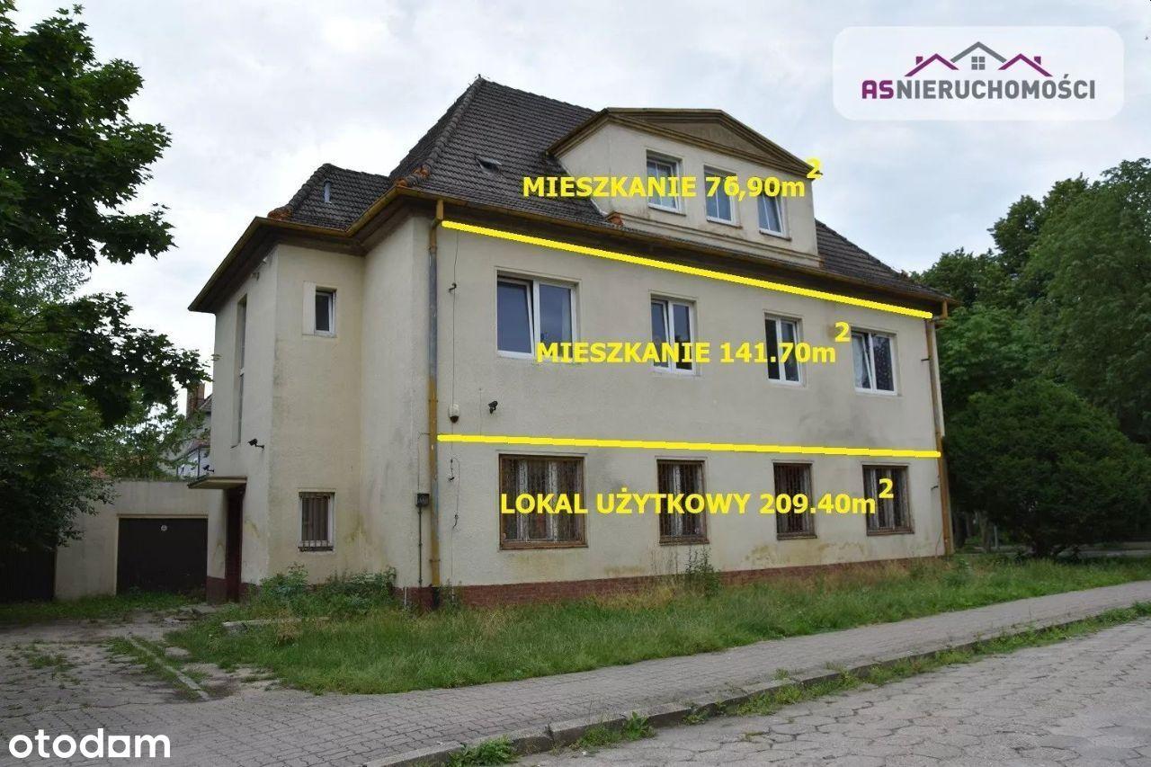 Lokal użytkowy, 209m2, idealne pod gabinety