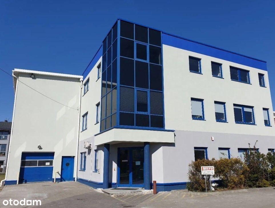Biuro 300 m2 plus magazyn 200 m2, Piaseczno