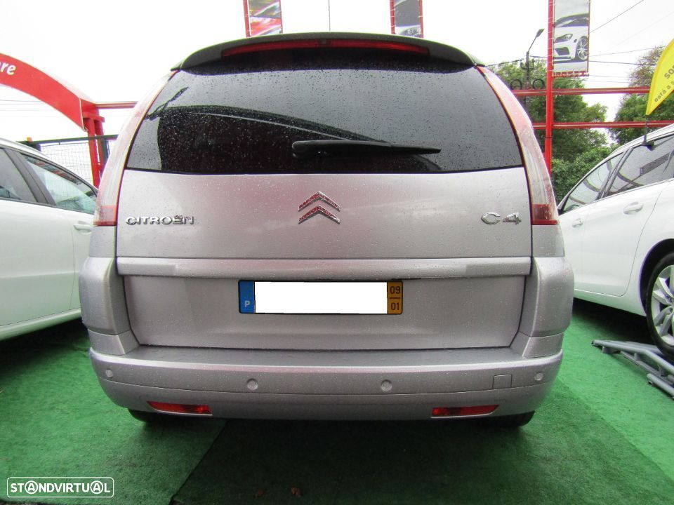 Citroën C4 Grand Picasso 1.6 HDi Exclusive CMP6 - 14