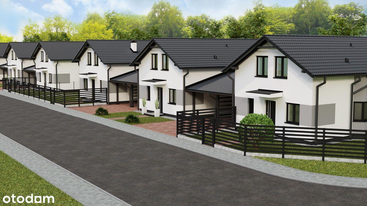 Nowe domy w Jaworznie - Dąbrowa Narodowa