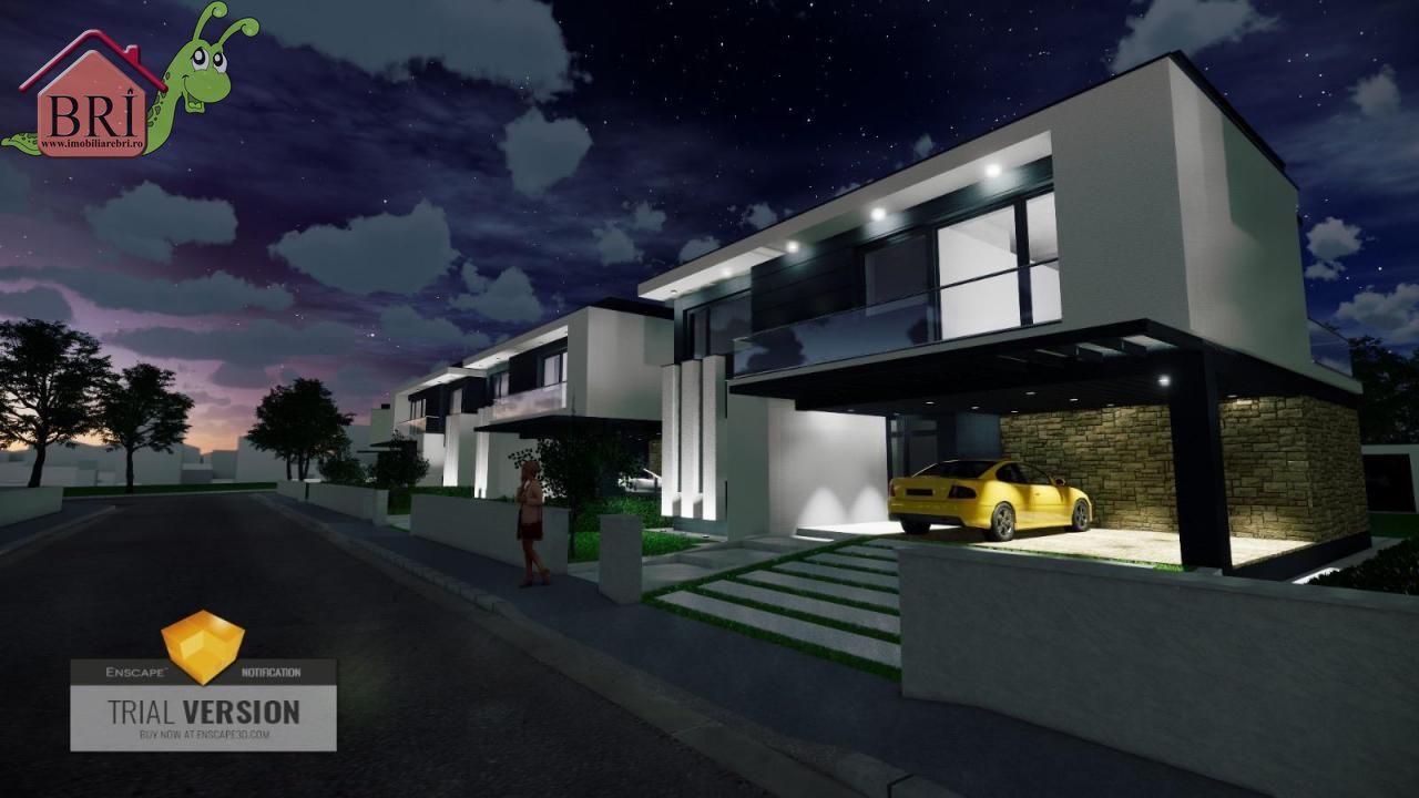 Case noi Complex Rezidential Str. DARA