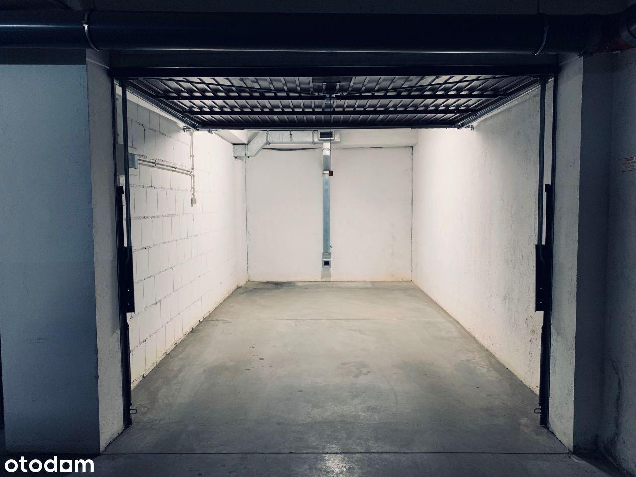 Garaż, Box Garażowy 15m2 w garażu podziemnym