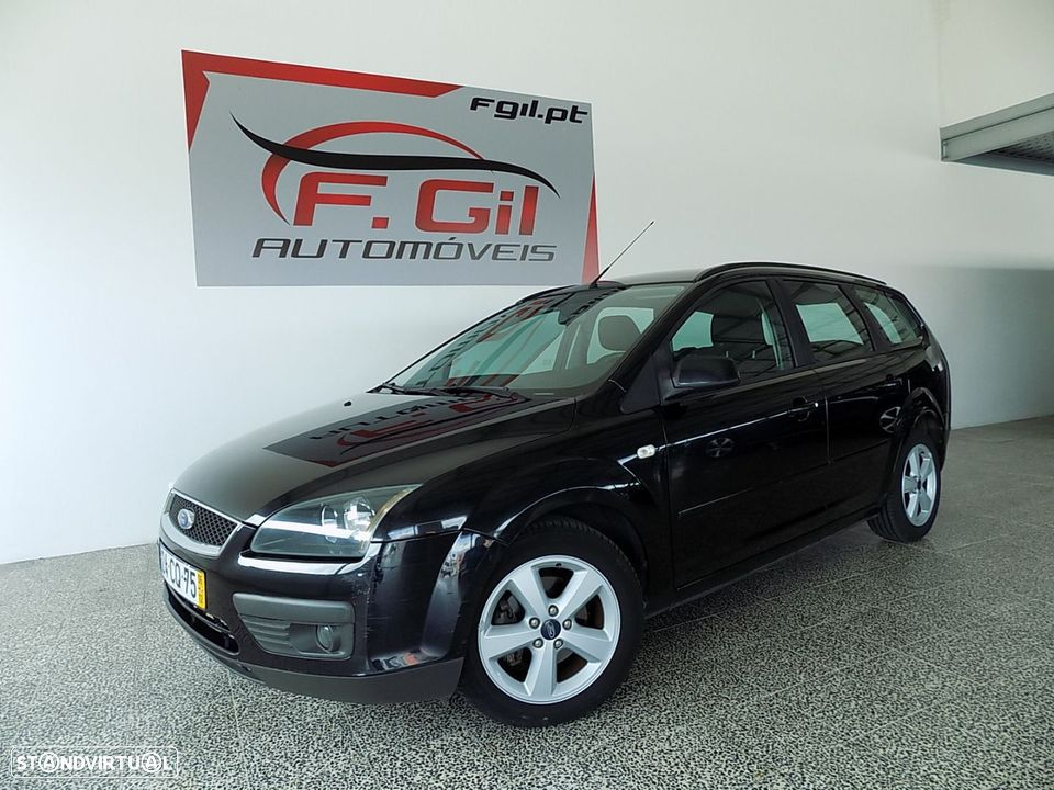 Ford Focus SW STATION 1.6 TDCI Trend (5P) - 1