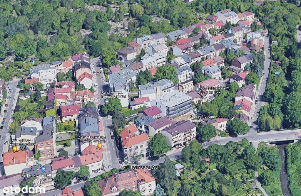 Działka Pnb nowoczesny Dom w centrum miasta Olsza
