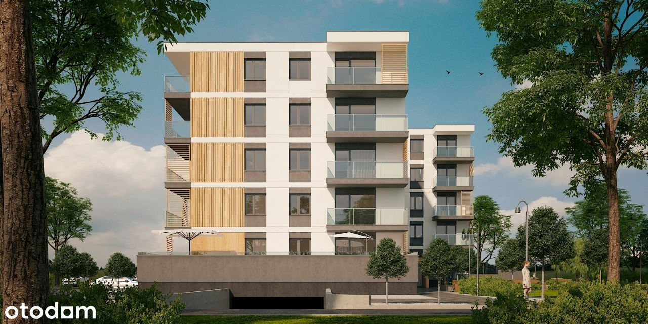 Apartament w inwestycji Osiedle Gardenia
