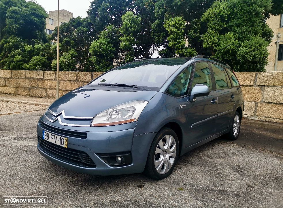 Citroën C4 Grand Picasso 1.6 HDi Manual - 1