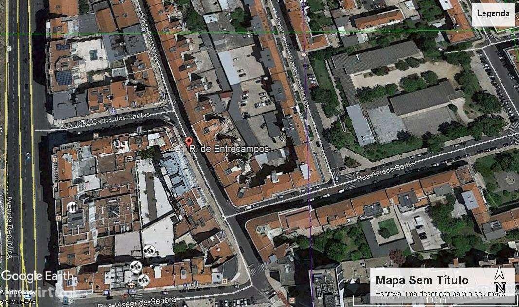 Prédio para comprar, Alvalade, Lisboa - Foto 1