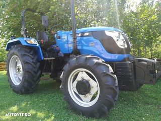 Solis Tractor 50 CP 4WD Facelift