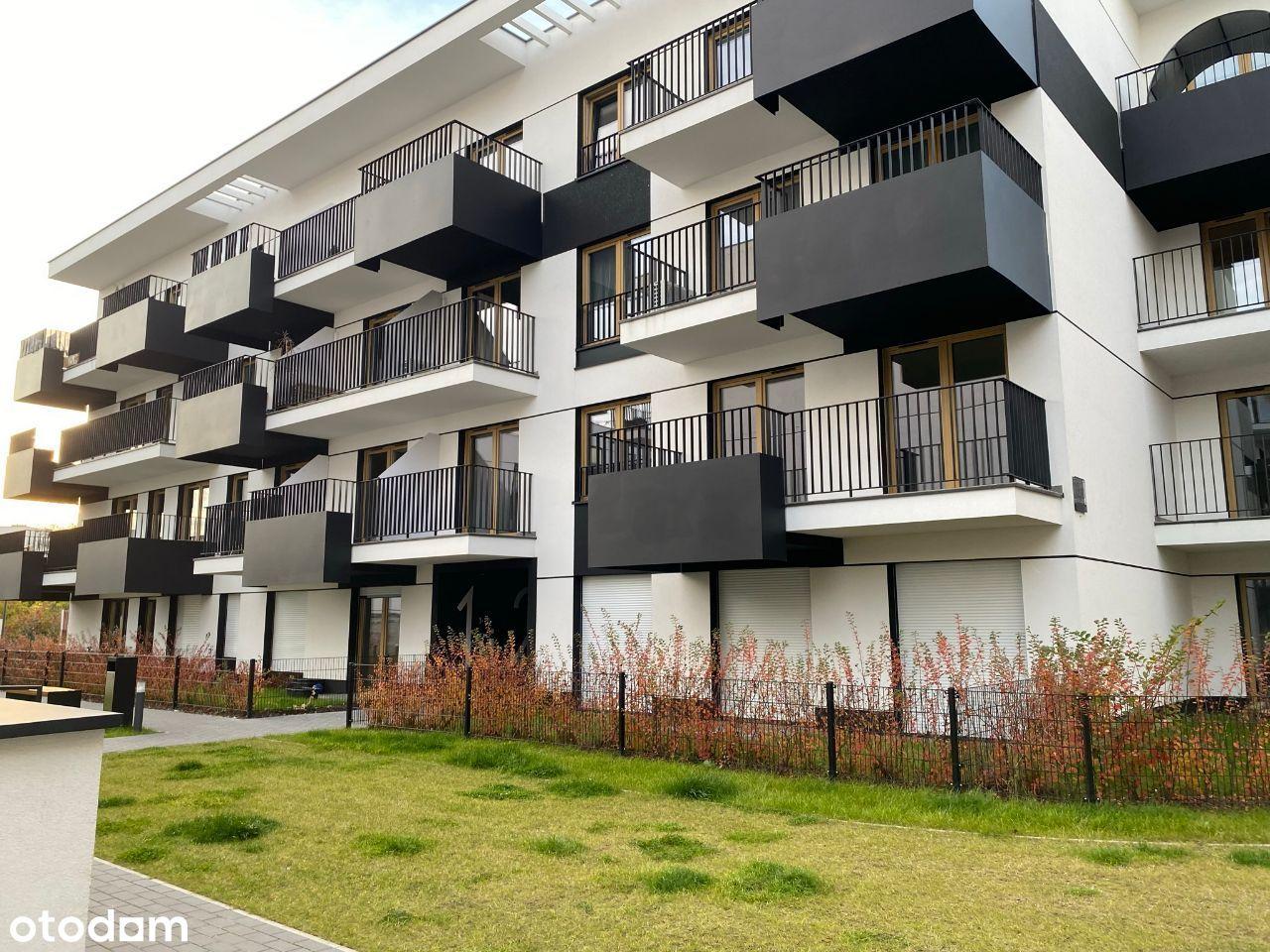 2-pokojowe NOWE Mieszkanie 45.7m2 | SMART-Home