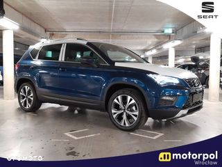 SEAT Ateca Xcellence 4x4 2.0/190KM Kamery 360, Lane Assist, Hak, CarPlay, Android