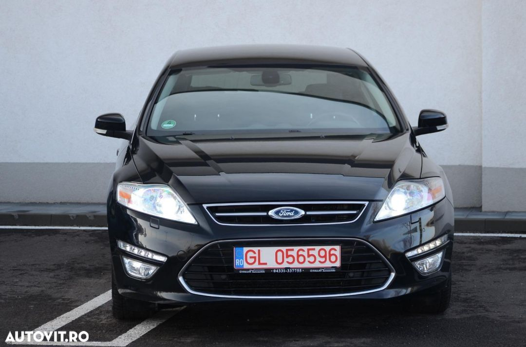 Ford Mondeo 2.2 - 1
