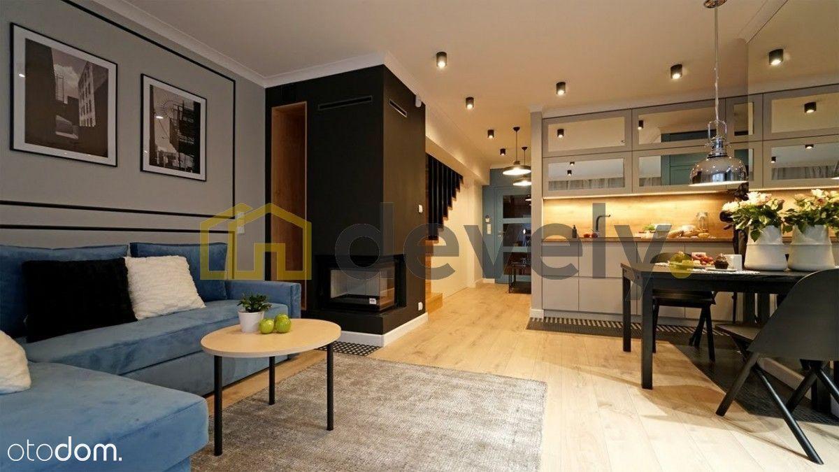 Mieszkanie 156m2 dla rodziny z tarasami na Klinach