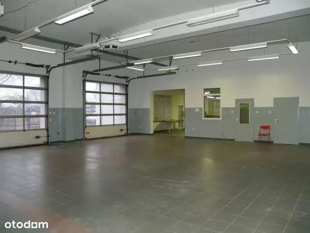 Budynek biurowo\usługowo\handlowy z halą Targówek