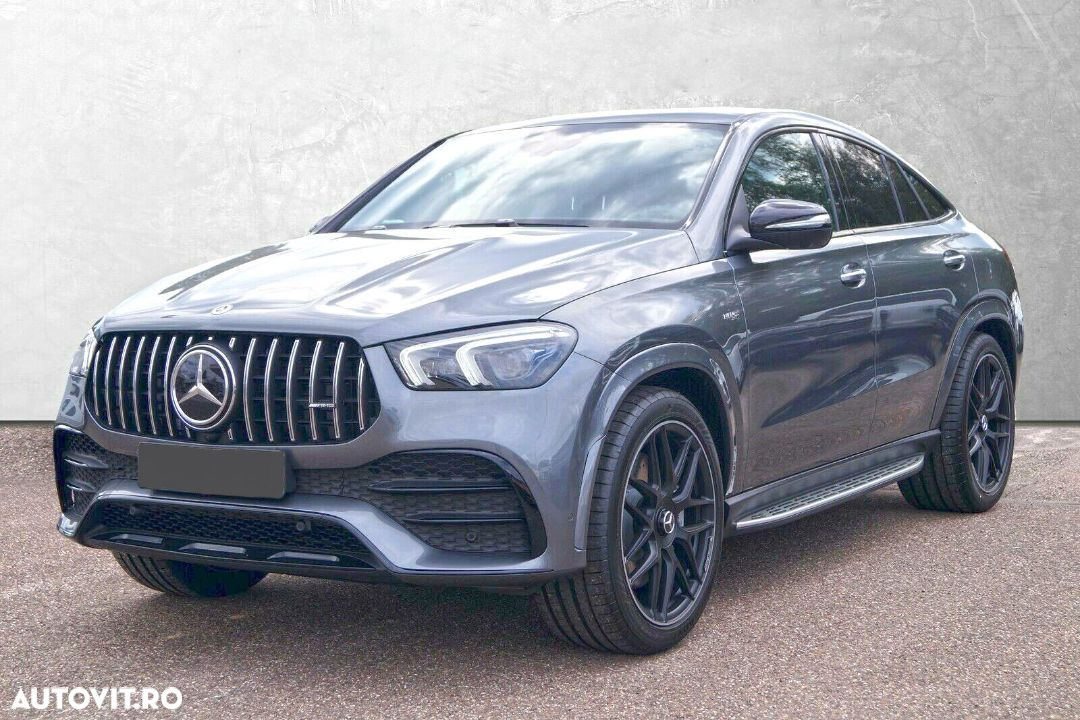 Mercedes-Benz GLE Coupe AMG - 27