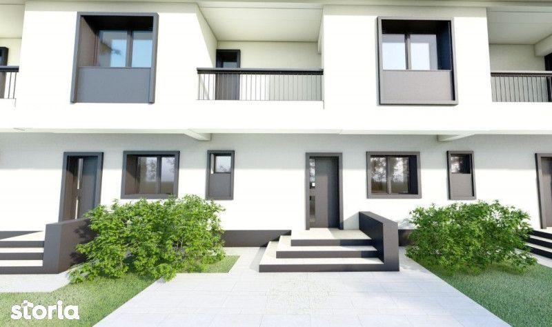 Triplex 3 dormitoare-230mp teren-dezvoltator-canal+gaz-Bragadiru