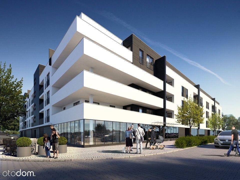"""Trzypokojowe mieszkanie """"Apartamenty Bacha"""" M2A3"""