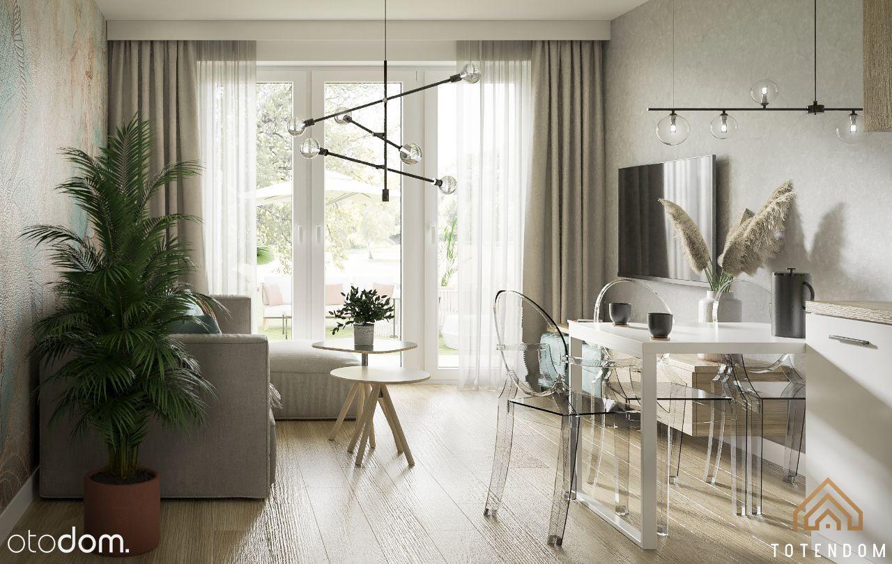 Malta, Nowe mieszkanie 2 pokoje z ogródkiem 40 m2