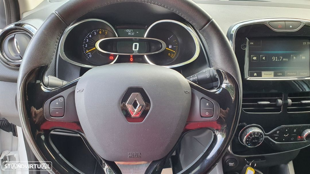 Renault Clio Sport Tourer 0.9 TCE LIMITED - 19
