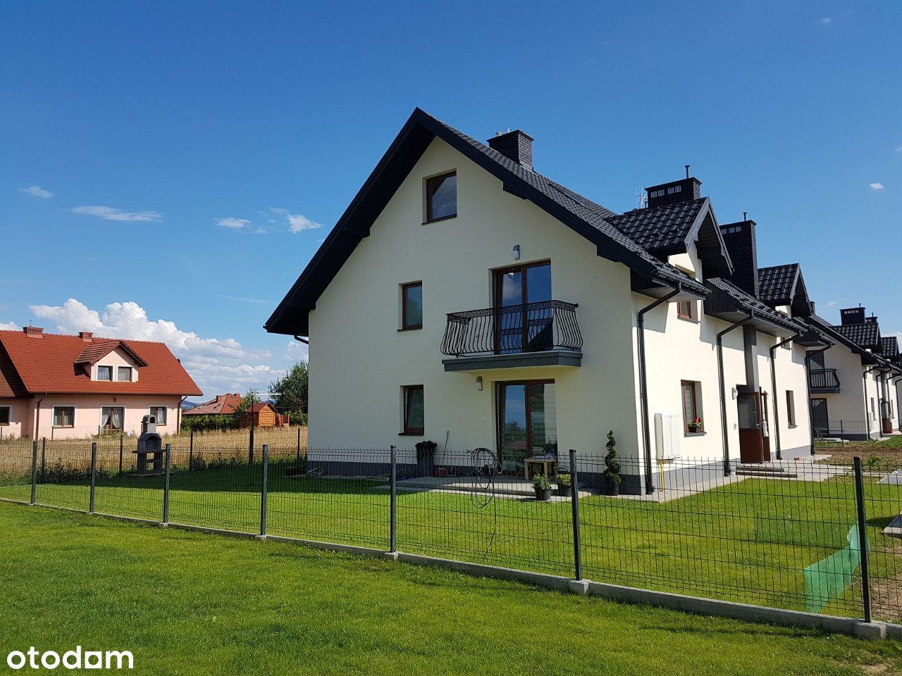 Nowe mieszkanie bez-czynszowe 60,7m2Biczyce bud.3