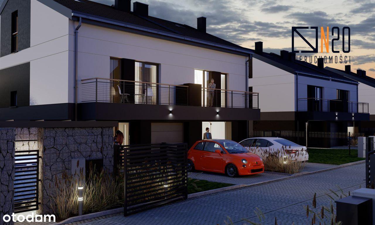 Nowy 4-pokojowy dom z garażem-Skotniki