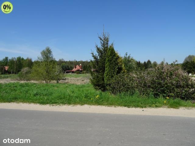 Działka, 900 m², Laskowo