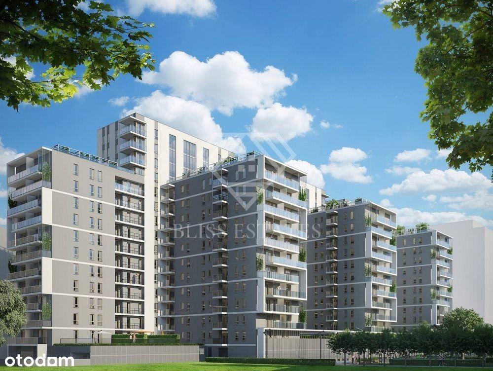 Apartamentowiec I 2 pokoje I Wola I Blisko metra