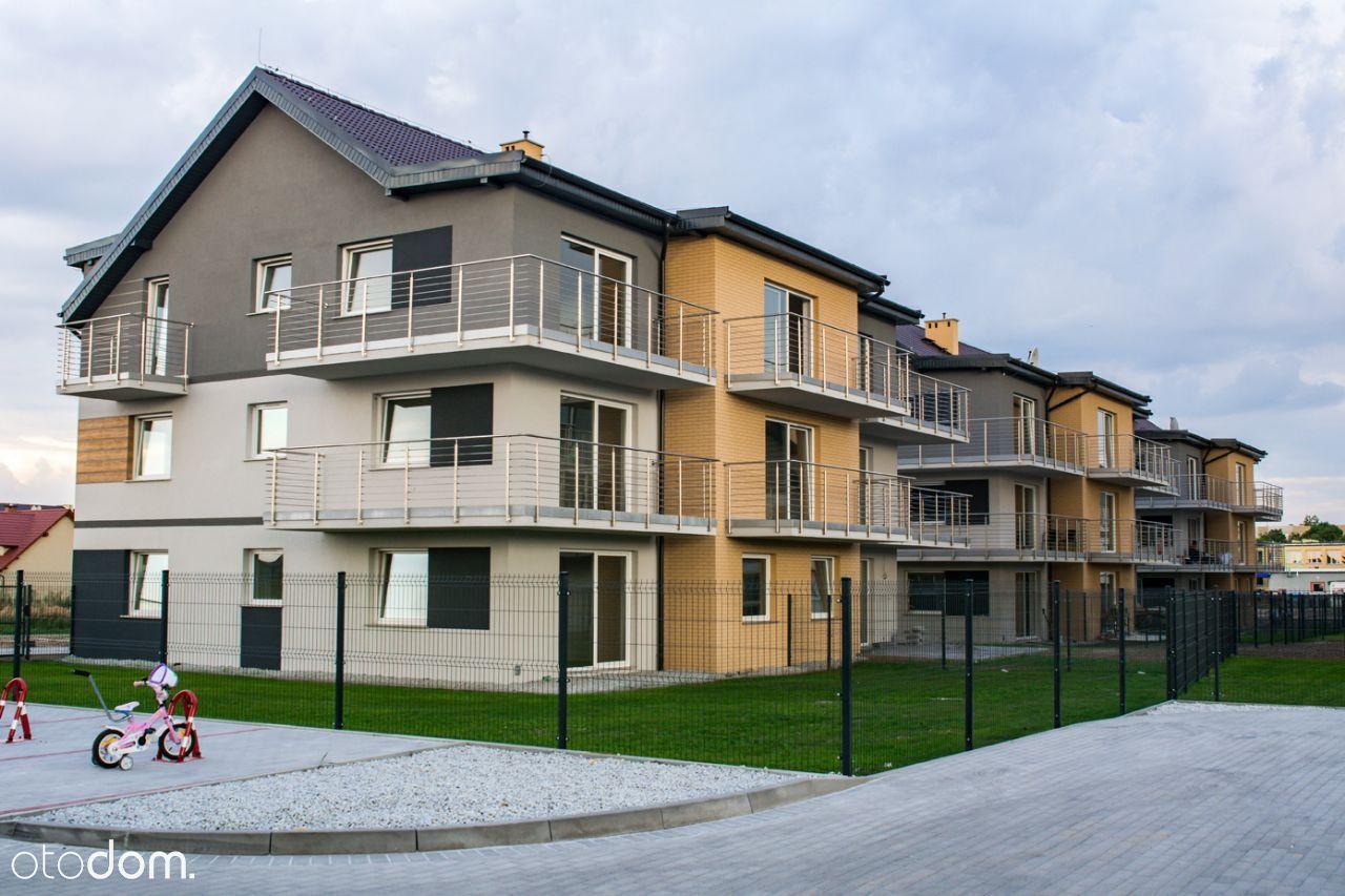 Nowe mieszkanie z własnym ogrodem od DEWELOPERA