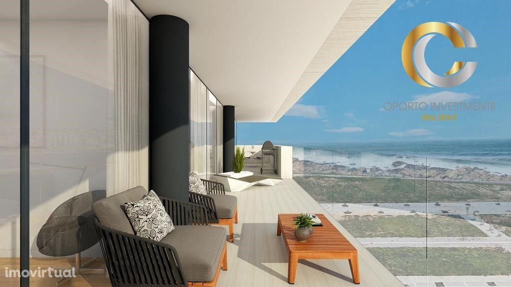 Apartamento T3 de Luxo - Canidelo