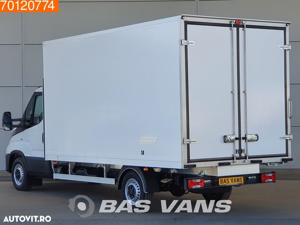 Iveco Daily 35S18 3.0 180PK Carrier Xarios -20 Vries Dag/Nacht Koelwagen 17m3 Airco Cruise control - 2