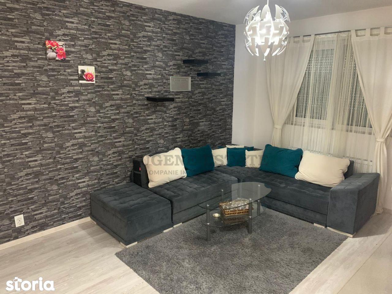 Apartament 3 camere - mobilat modern - Avangarde Residence