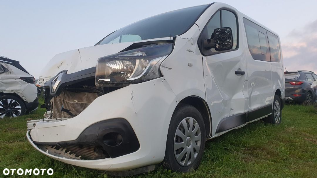 Renault Trafic 1.6Dci 9 osobowy - 1