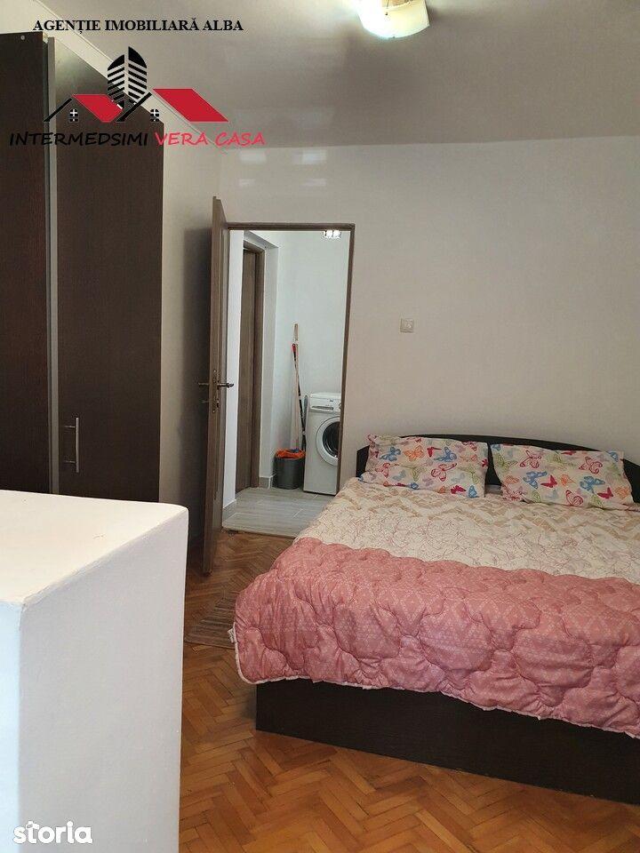 OFERTA! Apartament 2 camere renovat tot ET 1 MP 51 Alba Iulia ( Cetate