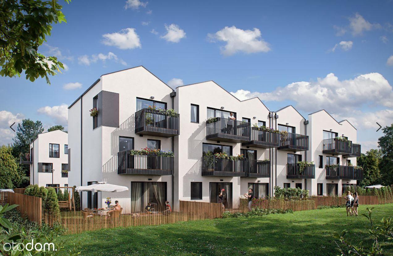 Ustawny apartament w inwestycji LakeCity (D.09)