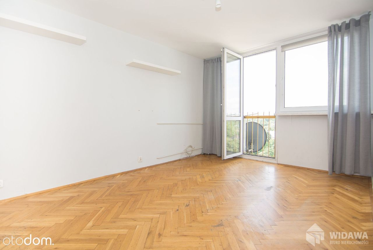 2 pokoje, 37m2, rozkład, Promenada