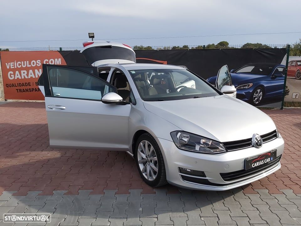 VW Golf 1.6 Tdi Sport - 10