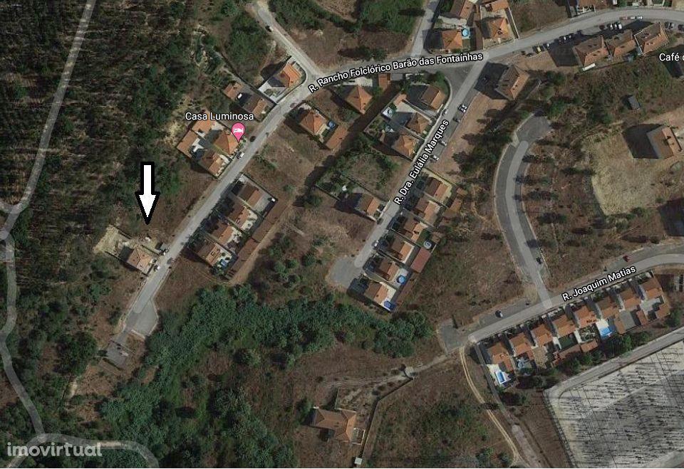Terreno Urbano para Construção de Moradia - Fontainhas, Santarém