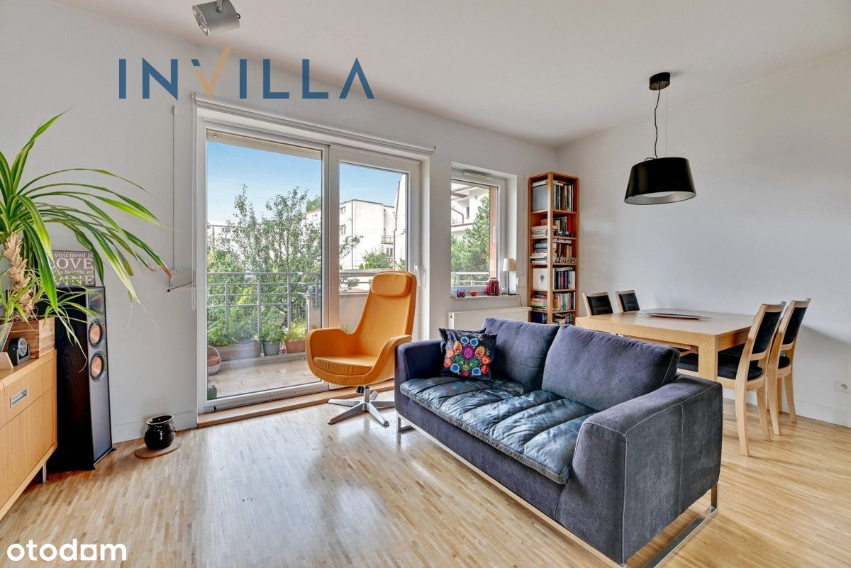 Gdynia Mały Kack, komfortowe 3-pokojowe mieszkanie