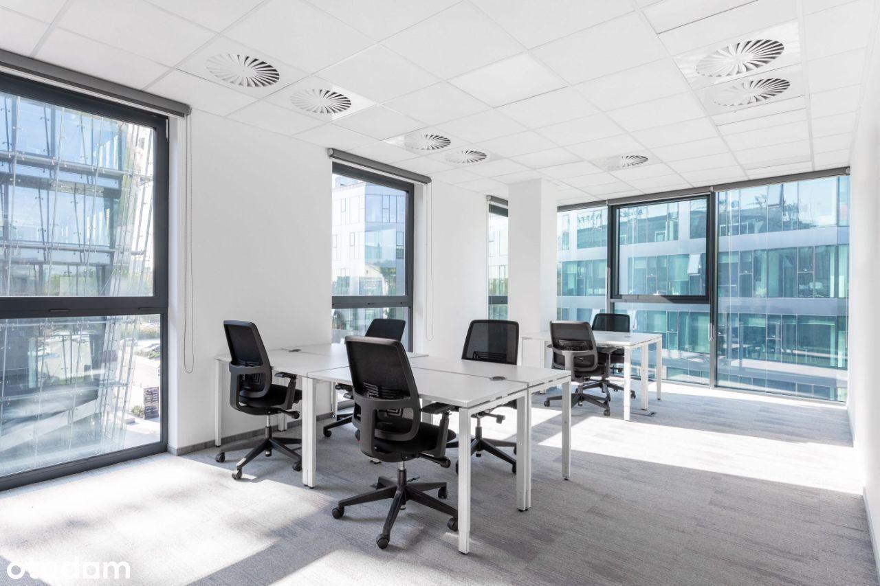 Biura 5 przestrzeni do pracy - Equal Park