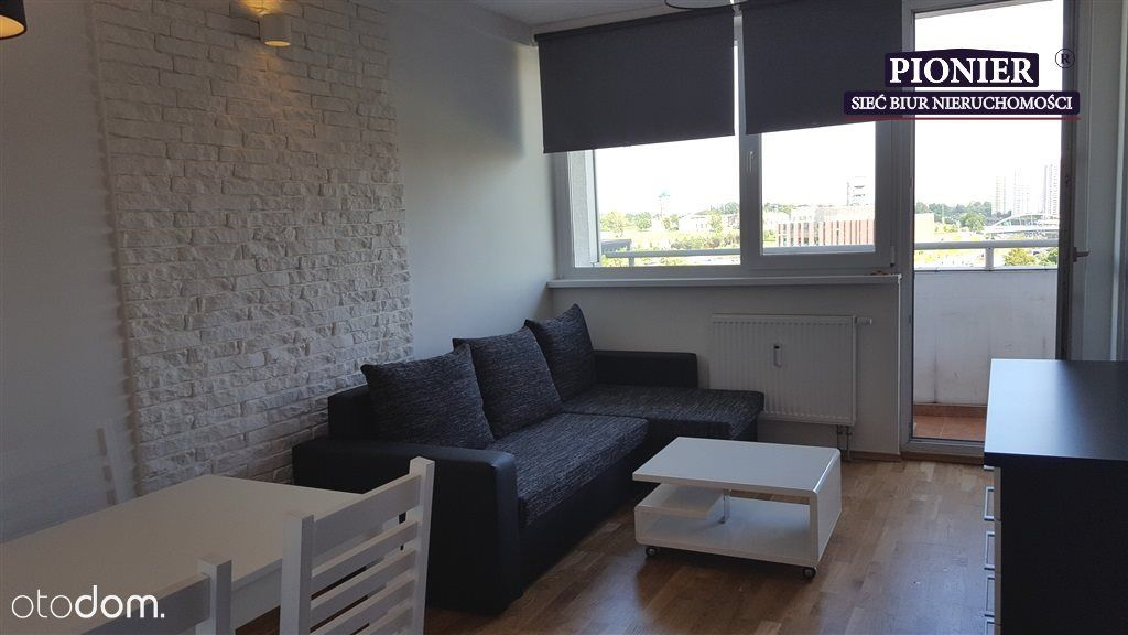 Mieszkanie, 39 m², Katowice